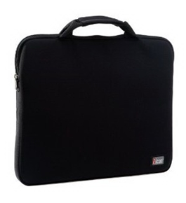 Computer Sleeve (MS-ICON4-BLK) -