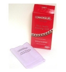 Connoisseurs Ultrasoft Gold Jewlery Polishing Cloth 8 x 10, model 1028