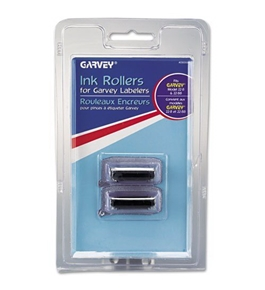 COSCO - 090660 Compatible Ink Roller, Black - Sold As 1 Pack - For use in Garvey labelers