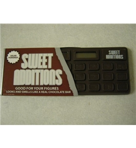 Decor Craft Inc (DCI) Chocolate Bar Calculator