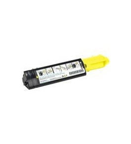 Printer Essentials for Dell 3010cn - Yellow Hi-Yield MSI Toner - MS3011Y-HC