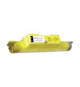Printer Essentials for Dell 5110cn - Yellow - High Yield MSI Toner - MS511Y-HC
