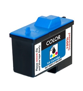 Printer Essentials for Dell A920/720 - Color Inkjet Cartridge - Premium - RMT0530