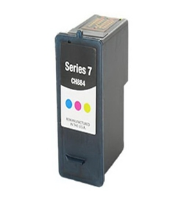 Printer Essentials for Dell Series 7 - Color Dell 966/ 968/ 968w All-in-One Printer High Yiled - RM884 Inkjet Cartridge