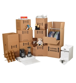 Deluxe Home Moving Kit (1 Each Per Bundle)