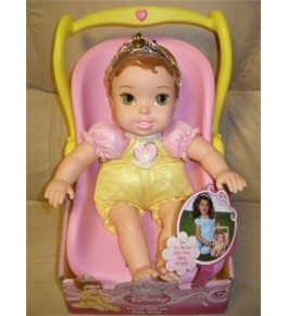 Disney Princess Travel with Me Doll - Belle [Toy]