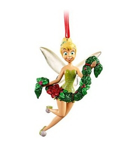 Disney's ''Deck the Halls'' Tinker Bell Ornament