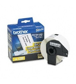 Brother DK1208 Large Address Paper Label Roll