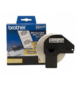 Brother DK1221 Square Paper Labels