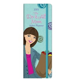 Do It All Mom Jotter 2013 Planner