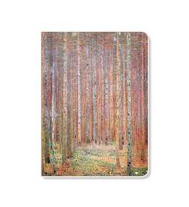 ECOeverywhere Tannenwald 1 Journal, 160 Pages, 7.625 x 5.625 Inches, Multicolored (jr12790)