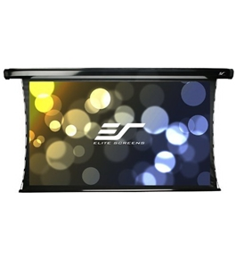 "Elite Screens TE100HW2-E24 CineTension2 Electric Projection Screen (100"" 16:9 AR)(CineWhite)(24"" Drop)"