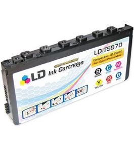 Printer Essentials for Epson PictureMate (Note OEM is sold with Paper Pk.) - RM5570 Inkjet Cartridge
