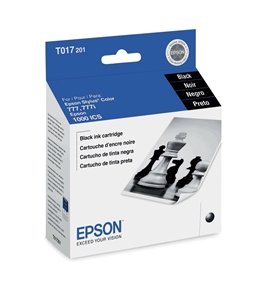 Epson T017201 Black Ink Cartridge for Epson Stylus Color 777/777i