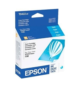 Epson T0422 Cyan Compatible-Ink-Cartridge