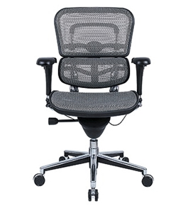 ERGOHUMAN LO BACK-MESH ME8ERGLO CHAIR