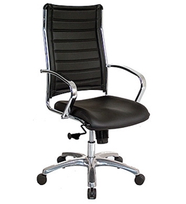 EUROPA VE111 FABRIC EXECUTIVE CHAIR
