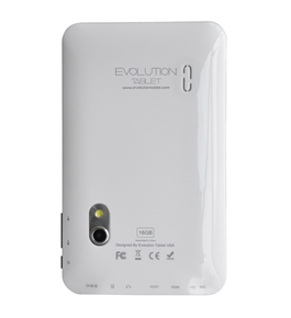 "Evolution Shockwave II 16 GB Tablet - 7"" - 1.20 GHz"