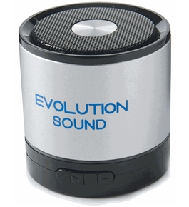Evolution Sound Rechargeable Bluetooth Speaker