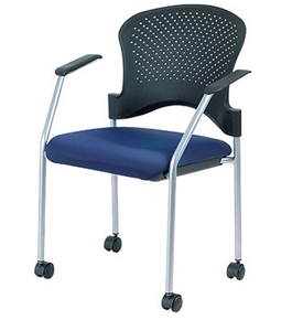 Fabrx Program BREEZE W/CASTERS FS8270 CHAIR
