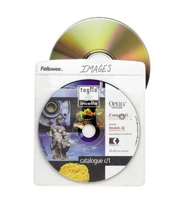 FEL90659 - Double-Sided CD Sleeves