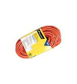 Fellowes 1-Outlet 3-Prong Indoor/Outdoor Heavy Duty Extension Cord, 50-Feet (99598)