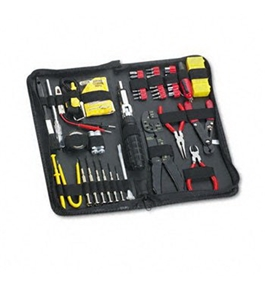 Fellowes 55-Piece Computer Tool Kit KIT, 55 PIECE, METRINCH 10CC (Pack of2)
