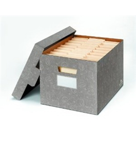 Fellowes Bankers Box Paisley Taupe Letter/Legal Storage Box 3 Pack (0024201)  sc 1 st  Acedepot.com & Fellowes: Fellowes Bankers Box Paisley Taupe Letter/Legal Storage ...