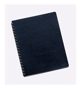 Fellowes Binding Covers Executive Navy Oversize 2 - 52148