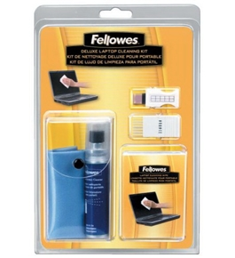 Fellowes CRC 22020 Deluxe Laptop Cleaning Kit