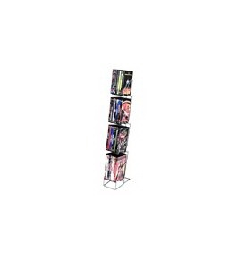Fellowes DVD Tower (87390) (87390)