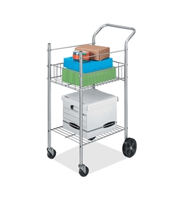 Fellowes Economy Office Cart (4092001) [Office Product]