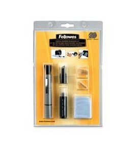 Fellowes Inc : Digital Camera Cleaning Kit, with Carrying Case - Sold as 1 KT
