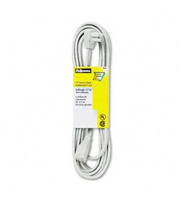 Fellowes Indoor Heavy-Duty Extension Cord