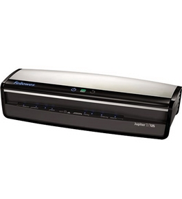 Fellowes Laminator Jupiter2 125 Laminator, 12.5-Inch with 10 Pouches (5734101)