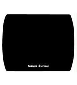 Fellowes Microban Black Ultra Thin Mouse Pad [Camera]