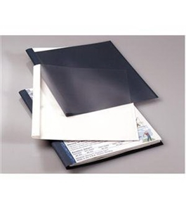 Fellowes NEW Binding Cover-Thermal-1/4 WHT (Office Products)