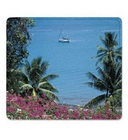 Fellowes Optical Mouse Pad PAD, MOUSE, TROPCL 78-1202-90-07 (Pack of20)