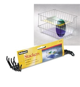 Fellowes Partitions Additions Stacker Set (64112)