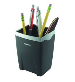 Fellowes Pencil Holder CRC80323 Office Suites 2-Section