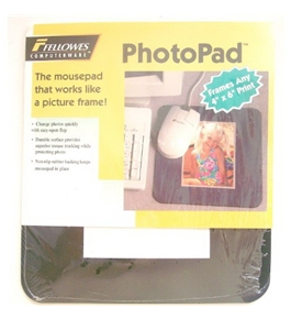 Fellowes PhotoPad Mouse Pad - 47381