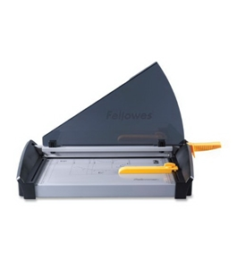 Fellowes Plasma 180 Paper Cutter, Black/Silver (5411102)