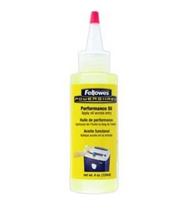 Fellowes Powershred - Cleaning oil / lubricant Works with ALL shredders