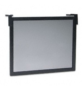 Fellowes - Standard Filter For 16-17 Monitor Screen, Antiglare, Tinted, Black - Sold 1 Each