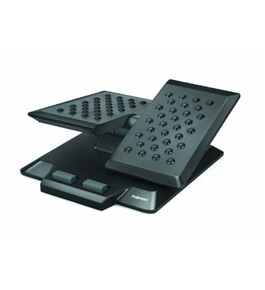 Fellowes Professional Series Independent Foot Support, Black (8037901)