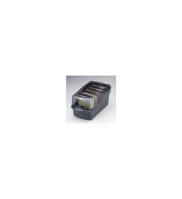 "Fellowes(R) Softworks™ 3 1/2"" Diskette File, 50 Capacity, Gray"