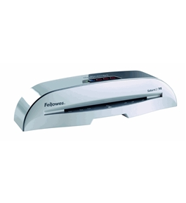 "Fellowes Saturn2 95 Laminator, 9.5"" with 10 Pouches"