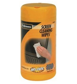 Fellowes Screen Wipes for Laptop/Moinitor