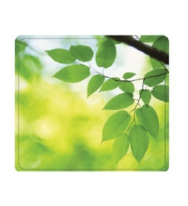 Fellows non-skid rubber base recycled durable mouse pad