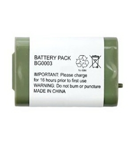 Fenzer Rechargeable Cordless Phone Battery for GE General Electric 86413 Cordless Telephone Battery Replacement Pack